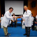 多摩病院 藤井厚司先生が表彰されました!