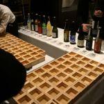 懇親会では奈良の地酒がたくさん。